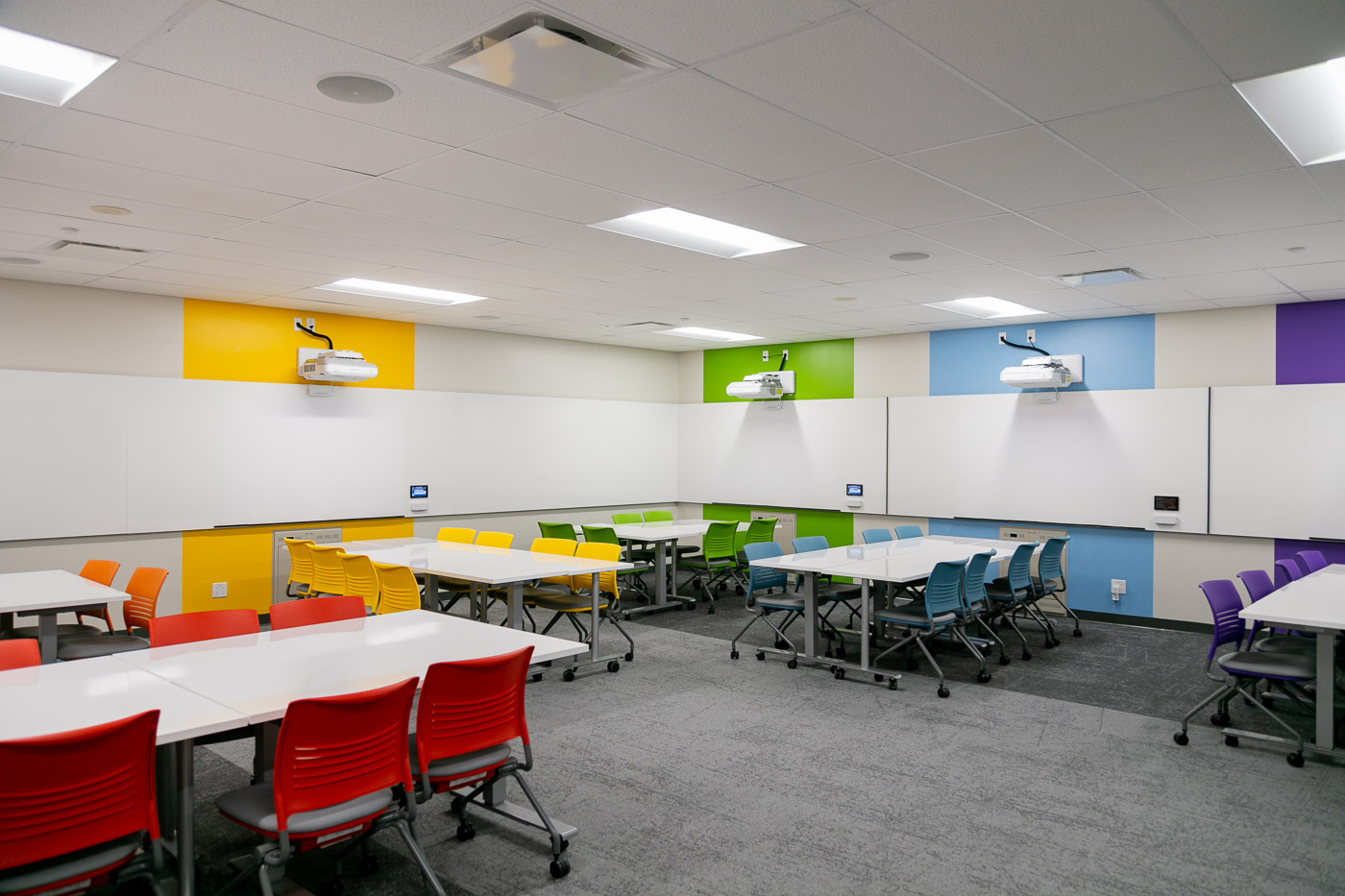 classroom stations