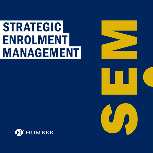 SEM (Strategic Enrolment Management) document cover