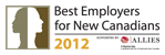 Best Employers for New Canadians 2012