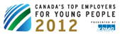 Canada's Top Employers for Young People 2012