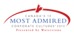 Canada's 10 Most Admired Corporate Cultures 2012