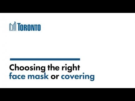 Choosing the Right Face Mask or Covering