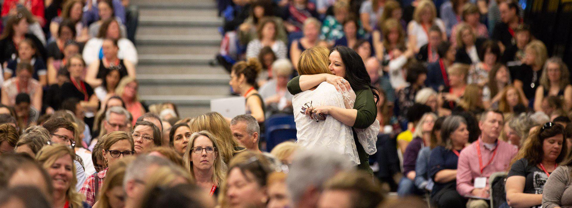 Event Hug