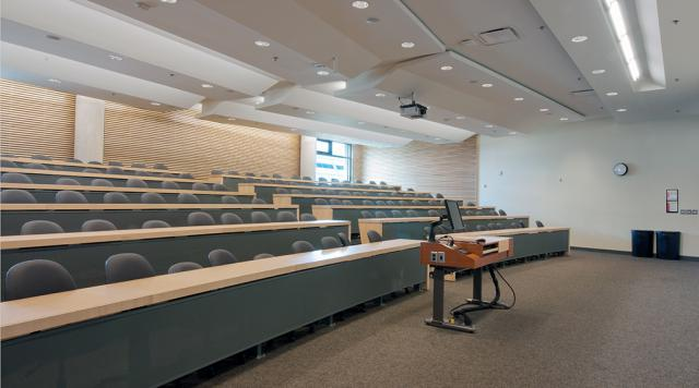 Guelph Humber Large Lecture Theatre