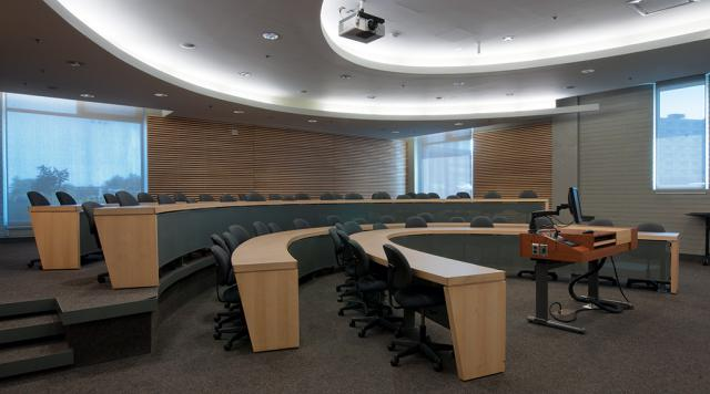 Guelph Humber Small Lecture Theatre