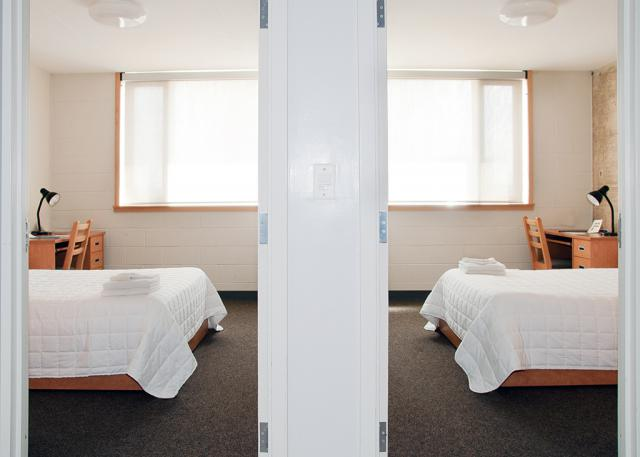 Double Suite Bedroom (both rooms) - Lakeshore