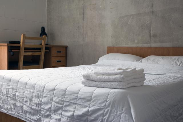 Double Suite - Bedroom