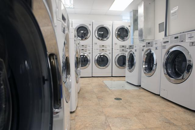 Residence Laundry Room