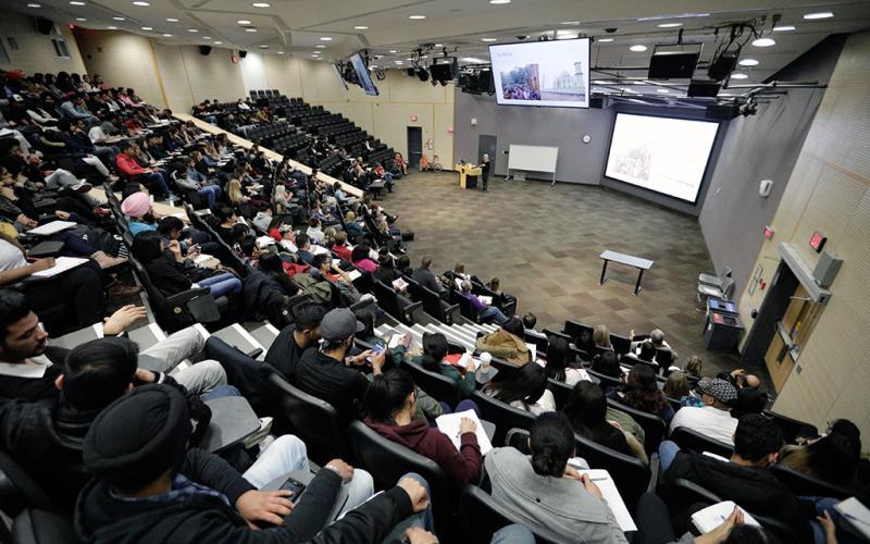 E135 Lecture Theatre