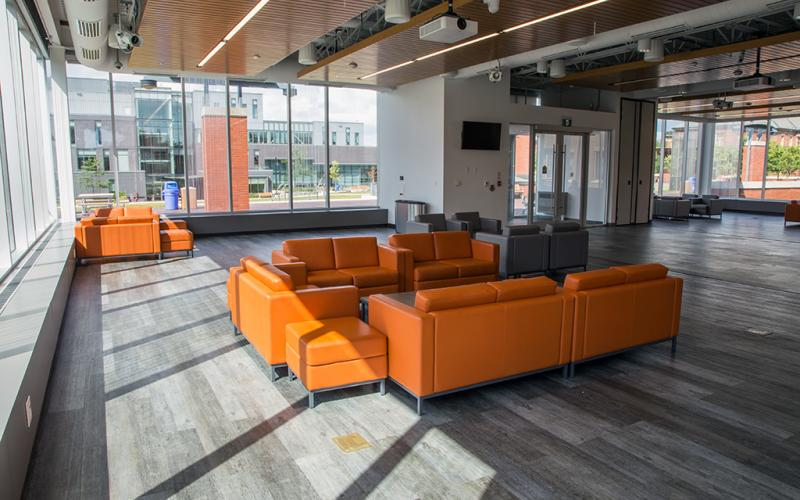 G Commons communal seating 2