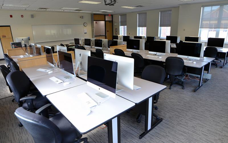 Lakeshore Computer Lab 5