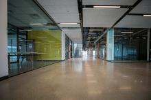 Barrett CTI Building Hallway