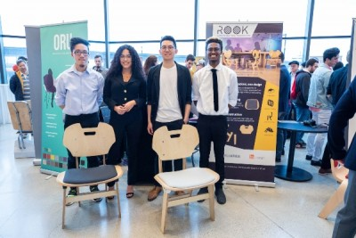 Humber Industrial Design Chair Show