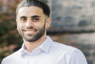 Business Administration Grad Shares His Humber Journey to Career Success