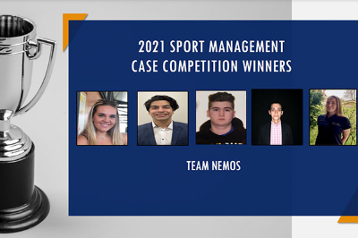 Team NEMOS Wins the Sport Management Advanced Diploma Inaugural Sport Business Case Competition