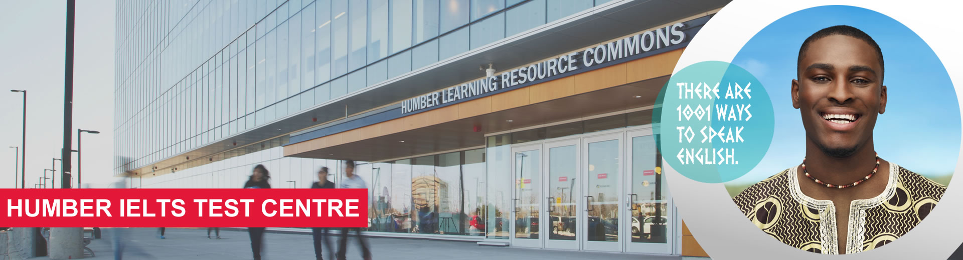 Humber IELTS Test Centre