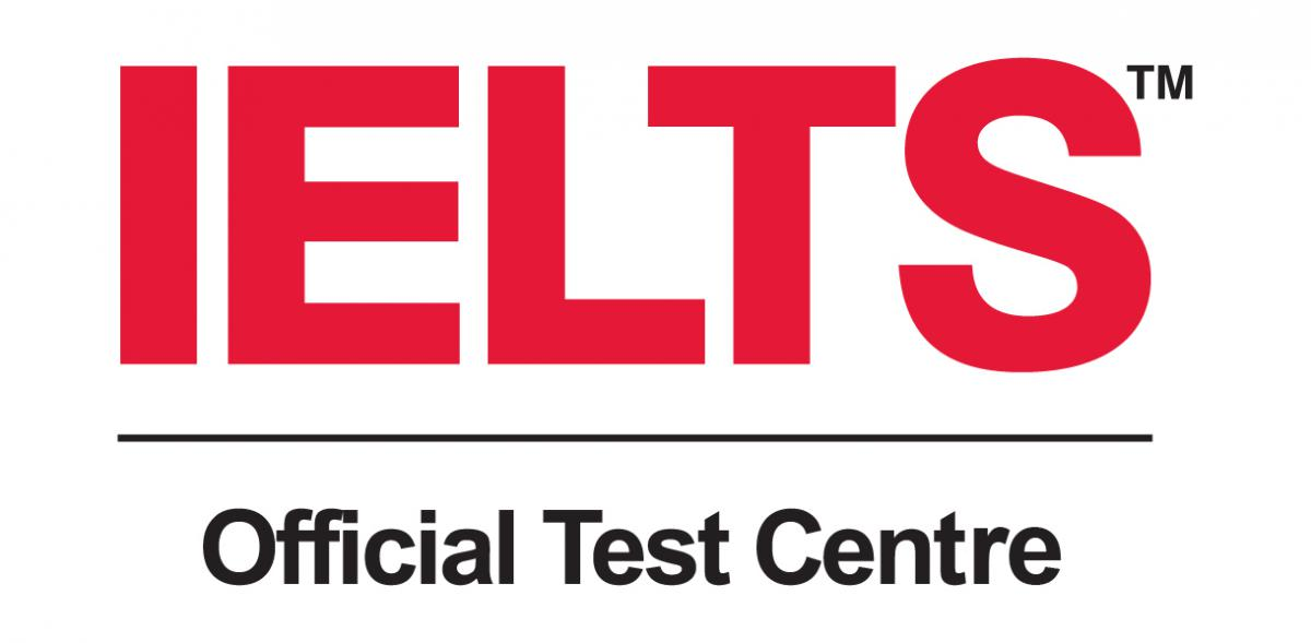 IELST (tm) Official Test Centre Logo