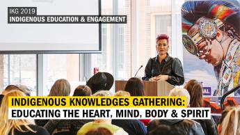 Humber Indigenous Knowledges Gathering