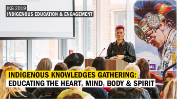 Click here to view the Indigenous Knowledges Gathering Video