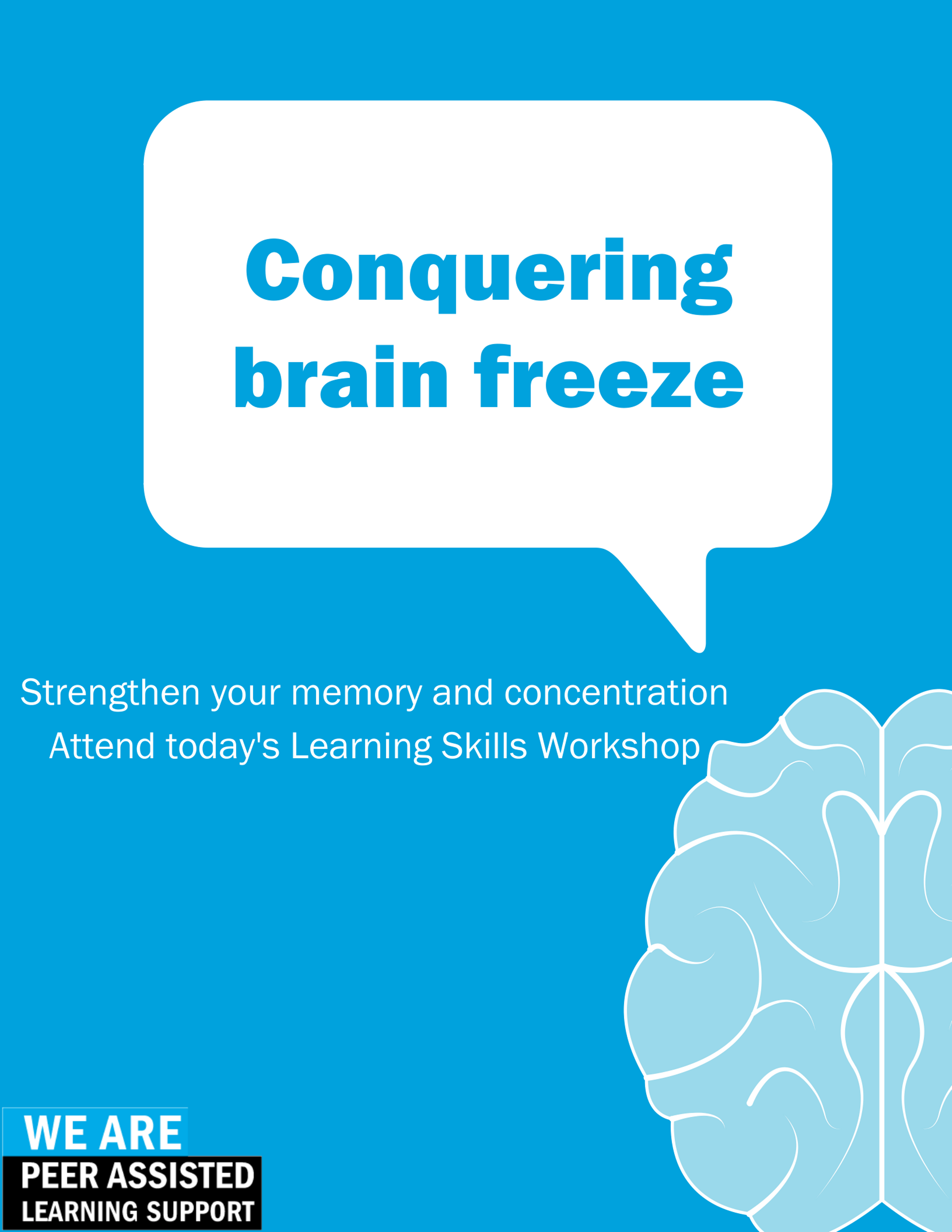 Try out some ways to strengthen your memory and concentration skills for tests and exams!