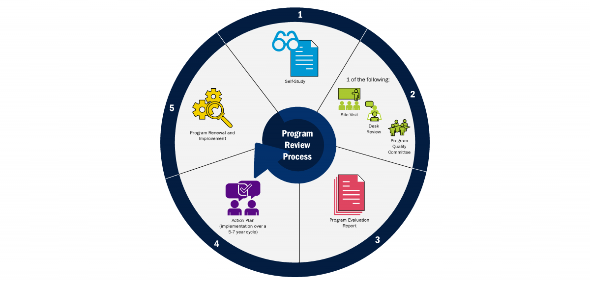 Program Review Infographic