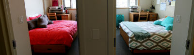 North Campus Residence - Suite Style Room