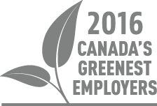 2016 Canada's Greenest Employers
