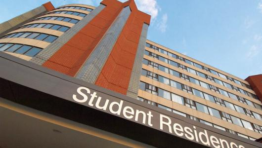 Photo of Humber student residence