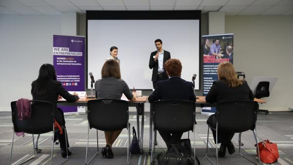 LaunchPad Competition Final Pitch