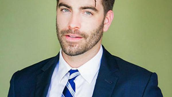 Headshot of Michael McCrudden