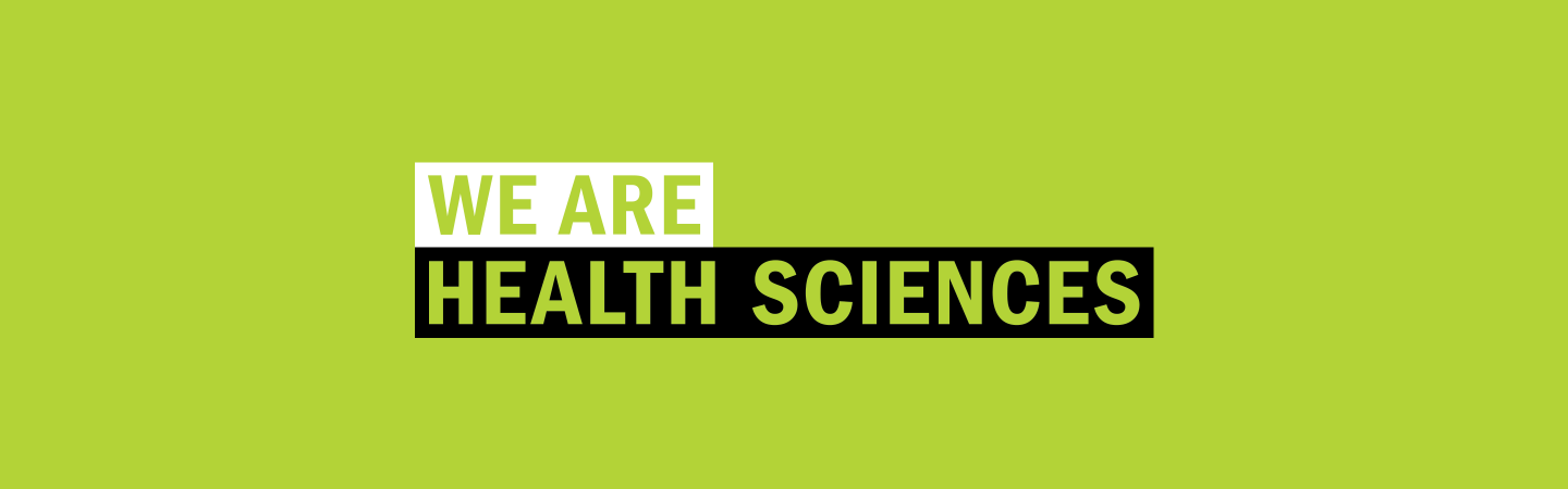 We Are Health Sciences