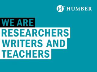We Are Researchers Writers and Teachers