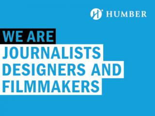 We Are Journalists Designers and Filmmakers