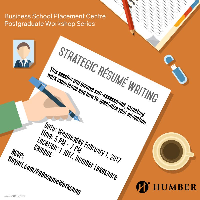 download strategic resume flyerpng - Resume Workshop
