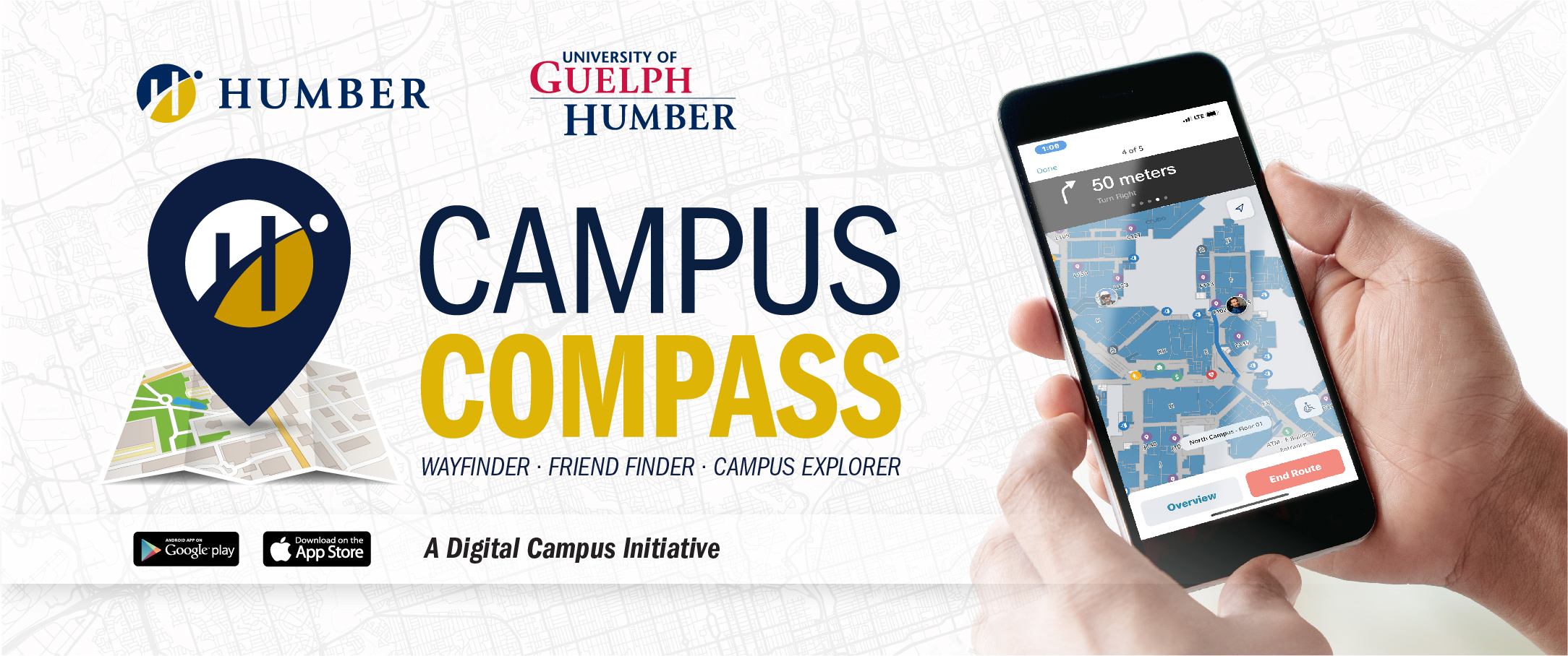 Humber's Campus Compass