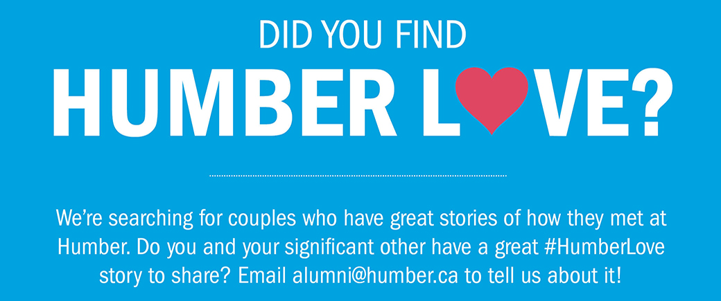 Did you find Humber Love?