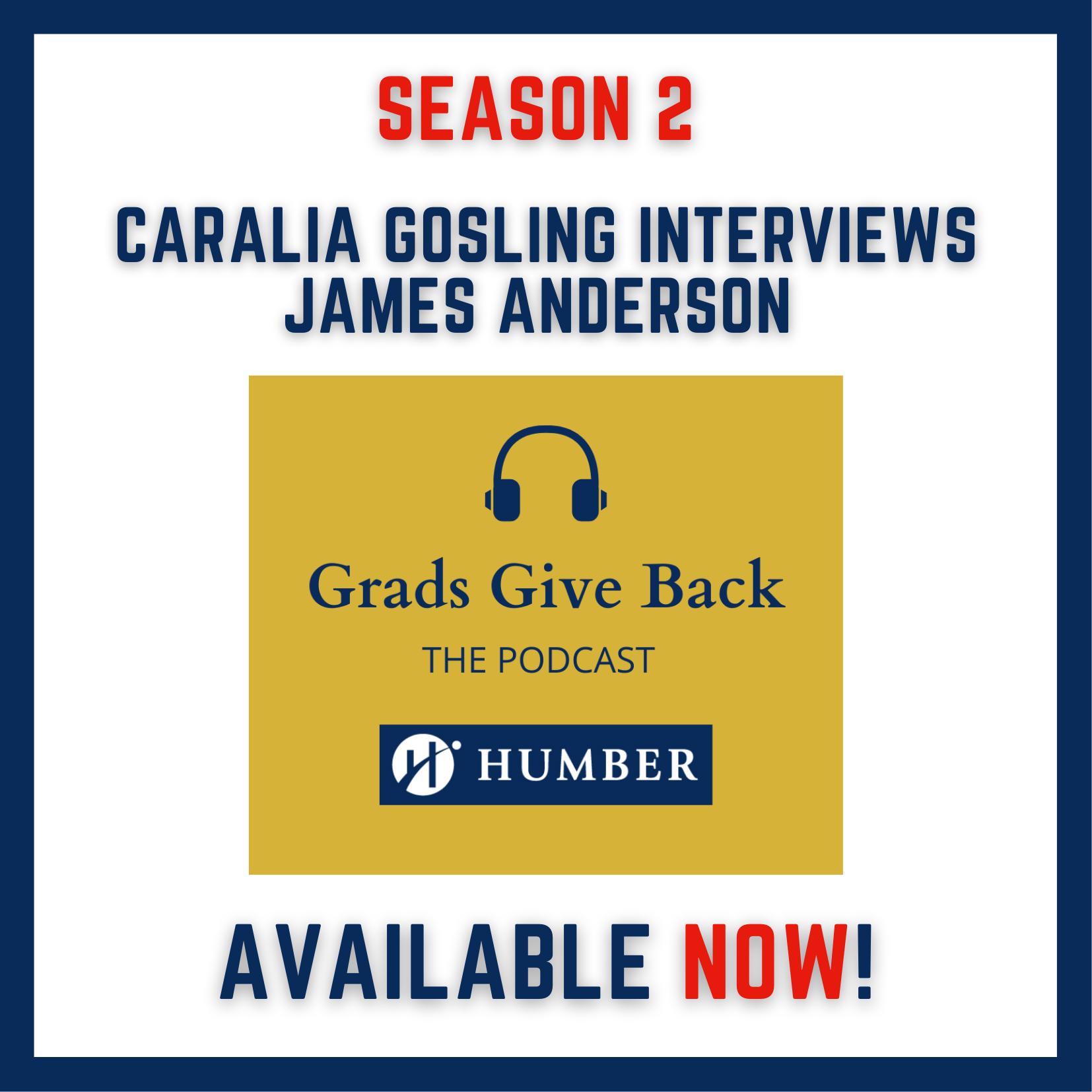 Grads Give Back podcast image