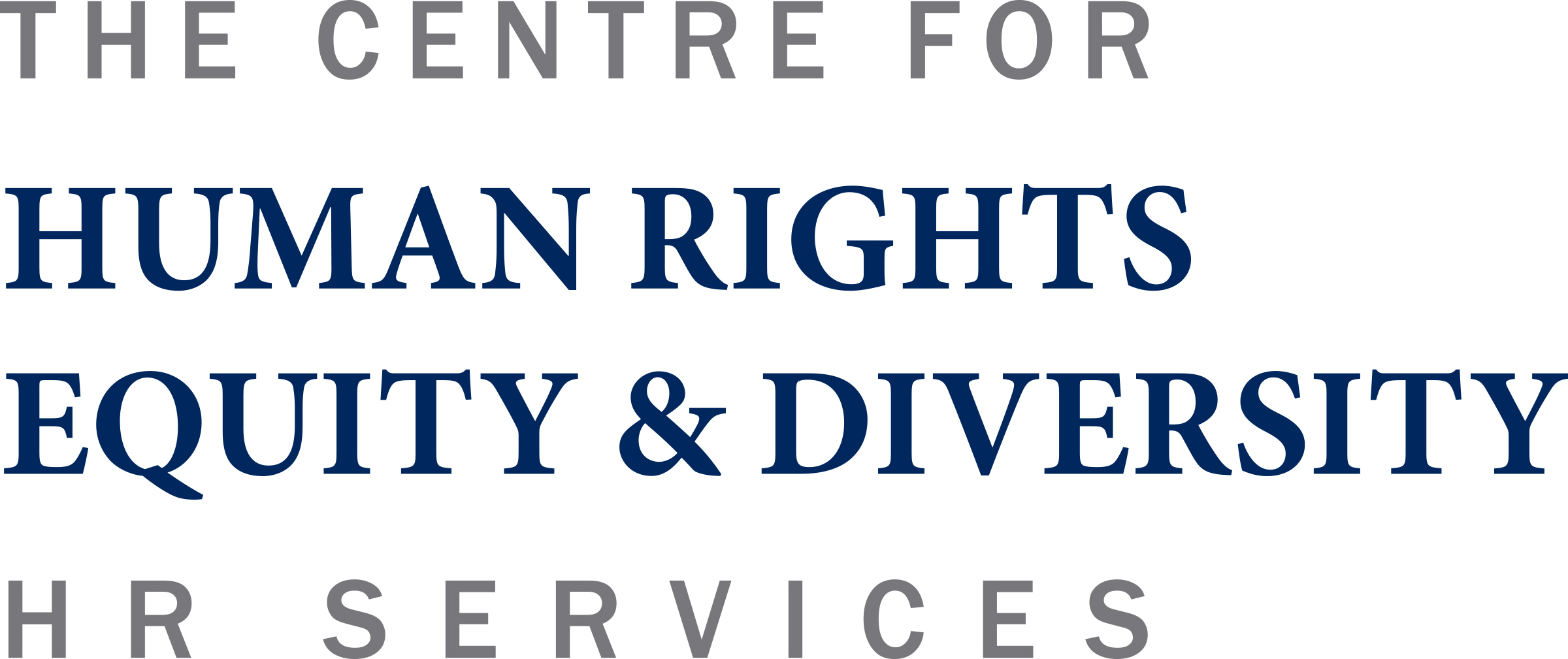 The Centre for Human Rights, Equity & Diversity