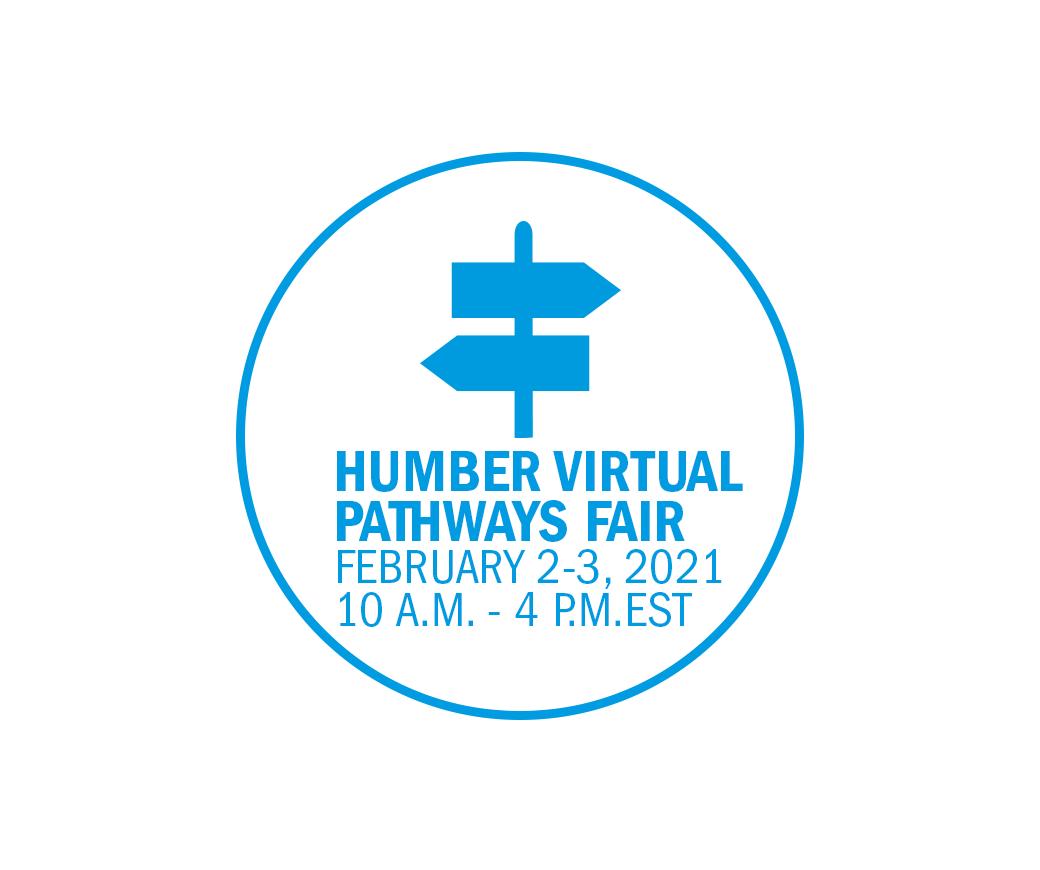 Humber Virtual Pathways Fair 2021