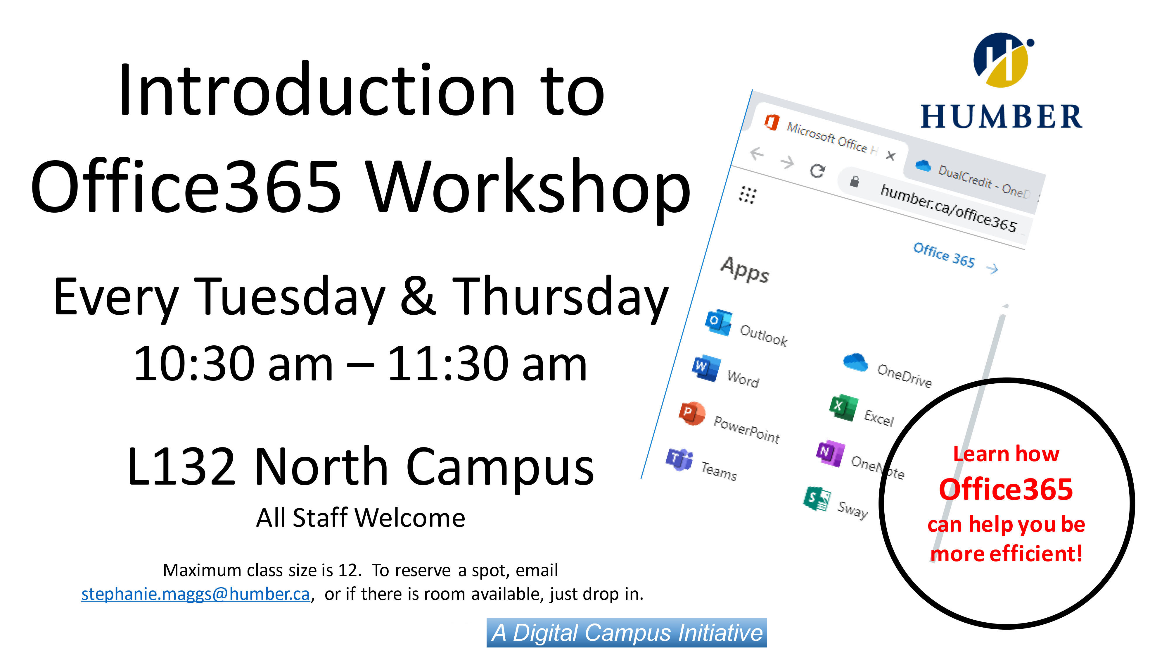Introduction to Office365 Workshop