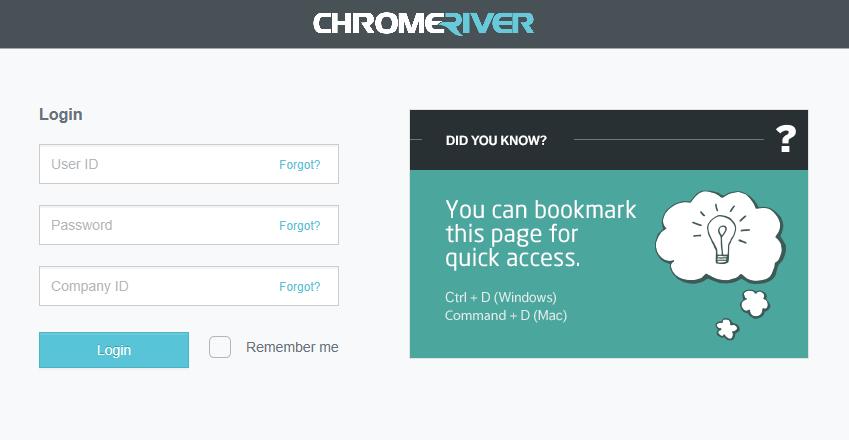 Chrome River Announcements Humber Communique