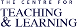 The Centre for Teaching & Learning Logo