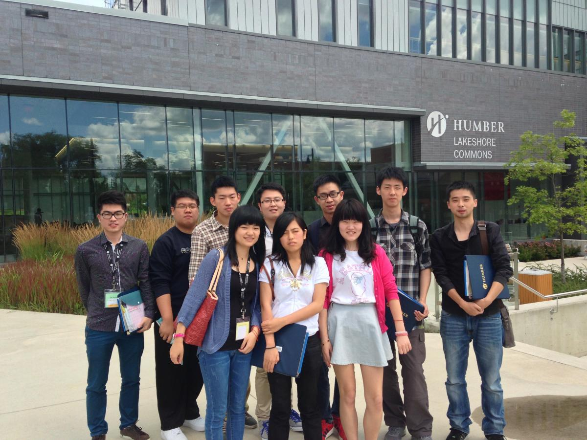 The Business School Welcomes Students from Ningbo ...