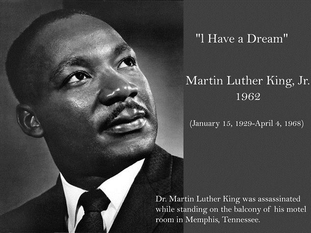 martin luther king persuasive essay