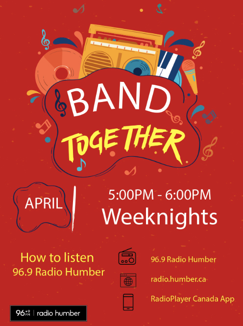 Radio Humber - Band Together