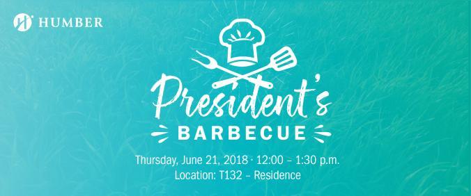 2018 President's BBQ