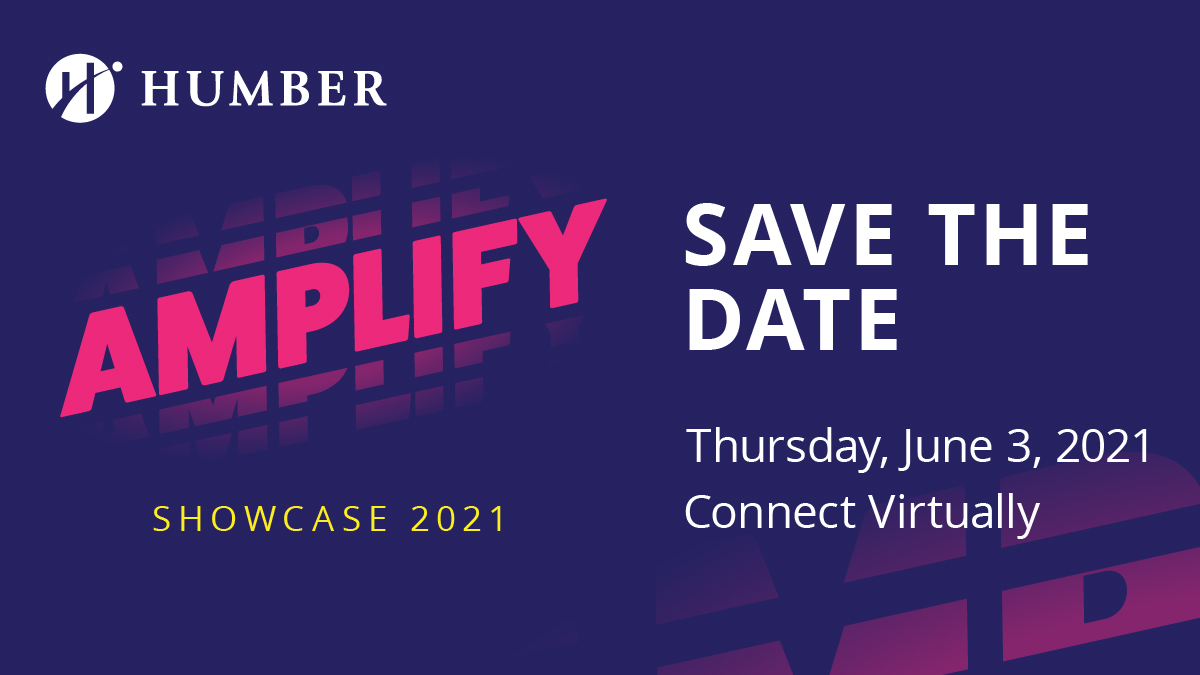 Save the Date Showcase 2021: Amplify