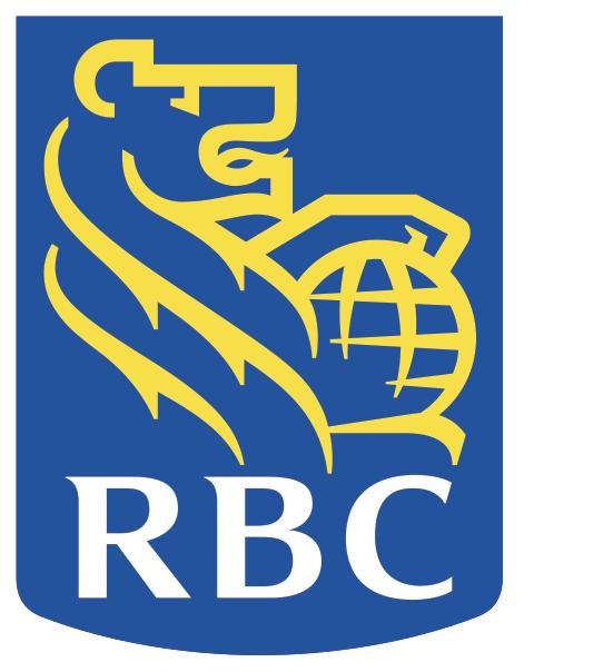RBC logo blue