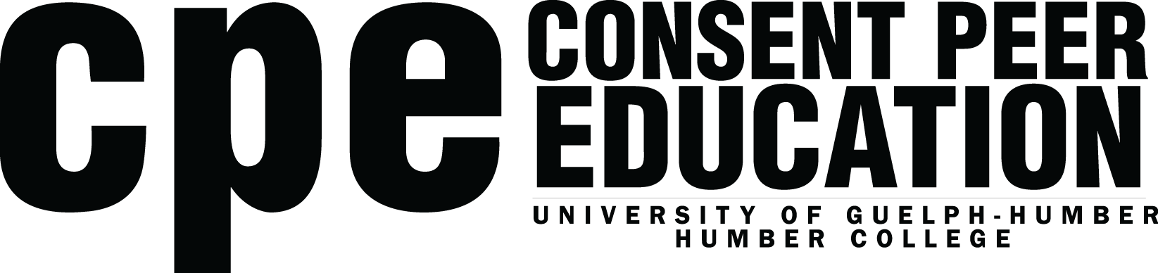 Consent Peer Educators Logo