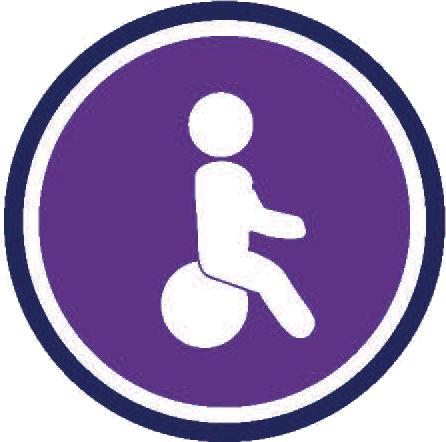 Resist-a-Ball/Stretch - Fitness Class